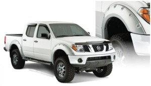 расширители Nissan Navara